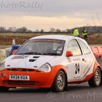Ford Ka starter Rally Car