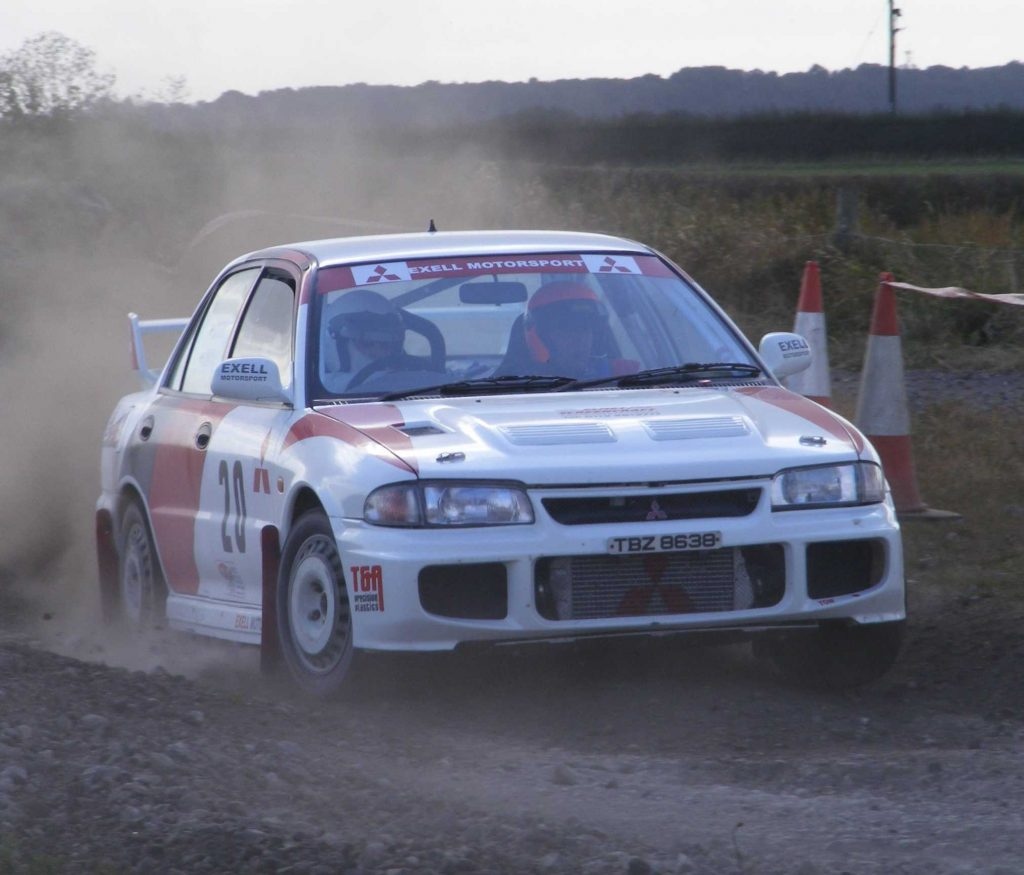 Used Evo X Turbo For Sale: Mitsubishi Lancer Evo 3 - Full Spec Rally Car For Sale